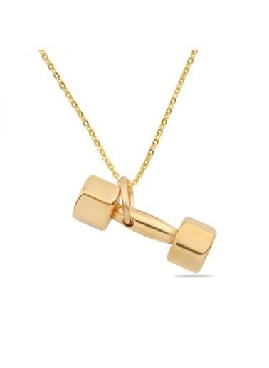Welch Steel Kolye Altın